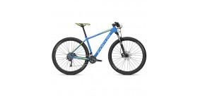 Bicicleta de montaña FOCUS Black Forest Lite 29 Blue Lime